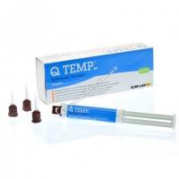 Q-TEMP, Auto Mix, временный фиксирующий цемент, 5 мл