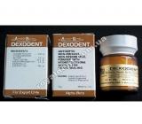Дексодент (Dexodent) антисептический порошок 10г