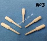 ЕКЗАТЕК №3 (EXATEC) стекловолоконные штифты культевидной формы повышенной ретенции. (ХАНЕНКРАТТ)