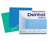 Платки для кофердамов Dental Dams (Sanctuary)
