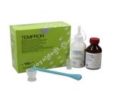 TEMPRON, пластмасса для изготовления временных коронок и мостов